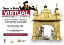 Belén Virtual de la Universidad de Burgos