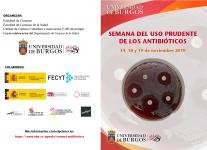 Díptico (1) Semana de la Concienciación sobre el Uso Prudente y la Resistencia a los Antibióticos