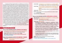 Díptico (2) Semana de la Concienciación sobre el Uso Prudente y la Resistencia a los Antibióticos