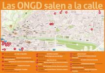 Mapa Localización exposiciones