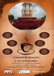 Cartel Campaña Café Solidario