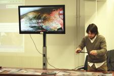 Presentación del Aula virtual de disección de primates
