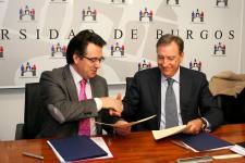 Firma convenio Bachillerato de Investigación/Excelencia