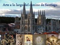 Arte a lo largo del Camino de Santiago