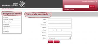 Biblioteca Virtual Tirant