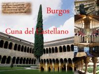 Burgos, cuna del castellano