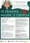 """IX Semana mujer y ciencia """" y si Darwin fuera mujer ..."""""""