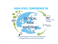 European Regions in the Critical Raw Materials strategy and the Circular Economy Policy