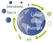 International Days in Critical Raw Materials Logo