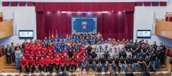 Foto equipos federados ubu temporada 18-19