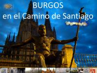 Burgos en el Camino de Santiago